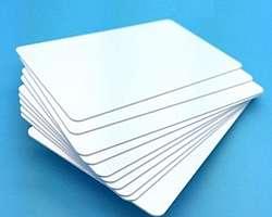 Cartão pvc mifare