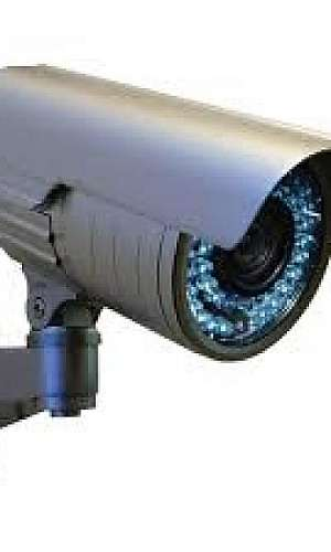 Câmeras de segurança para lojas