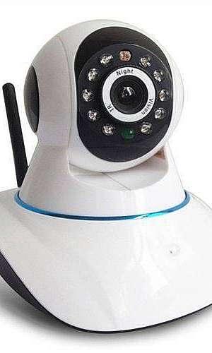 Câmeras de segurança wi-fi