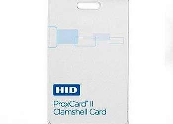 Cartão de proximidade hid