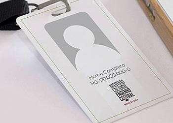 Cartão pvc personalizado sp
