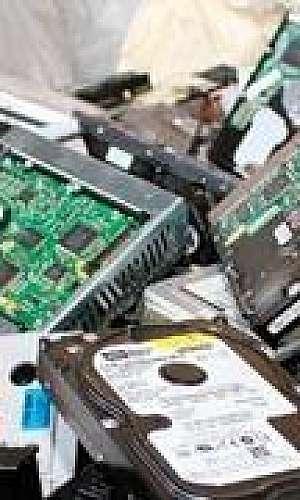 Descarte de produtos eletrônicos