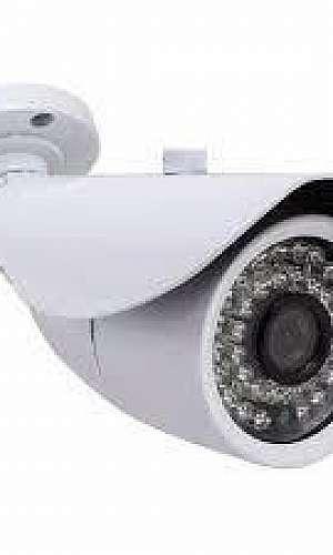 Empresa de câmeras de segurança