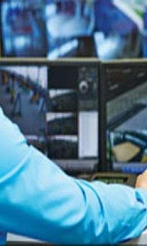 Empresa de segurança eletrônica