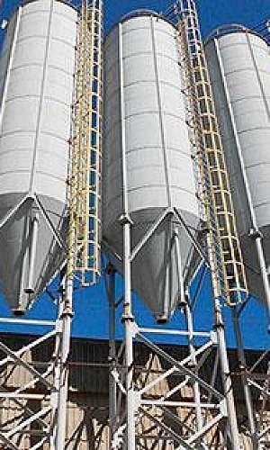 Empresas de sistemas de pesagem para silos