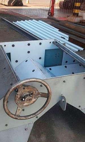 Fabricação de equipamentos industriais