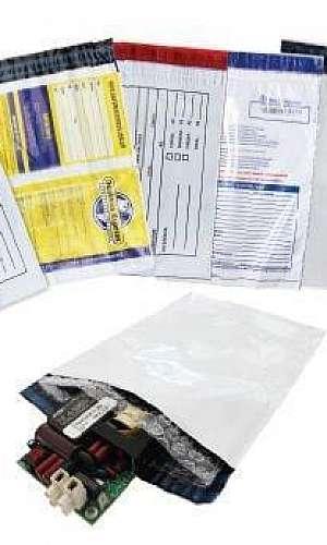 Fornecedor de envelope de segurança anp