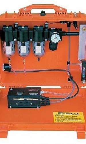 Fornecedor de equipamentos de ar respirável