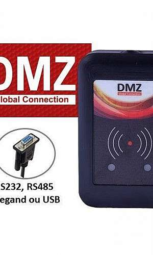 Leitor RFID Rs232