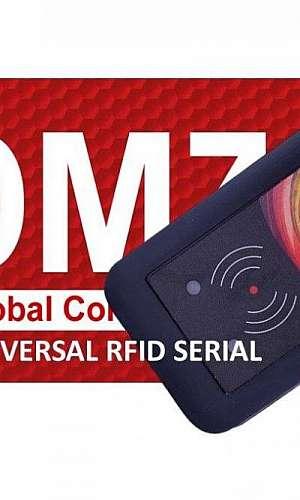 Leitor RFID Serial