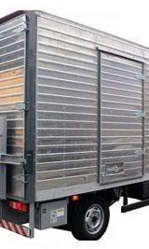 Plataforma elevatória cargas veiculares