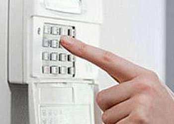 Sistema de alarme residencial com camera