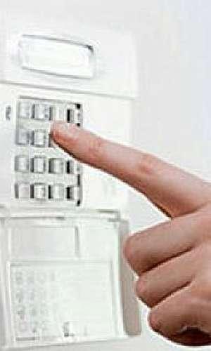 Sistema de alarme residencial