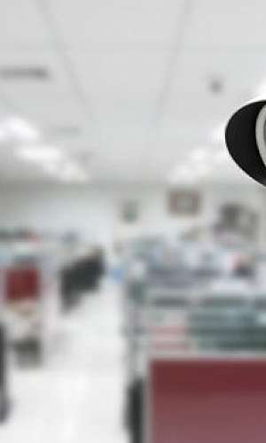 Sistema de câmeras de segurança