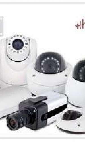 Sistema de monitoramento câmeras ip