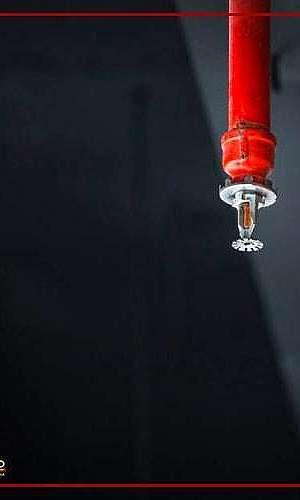 Sistema de sprinklers preço