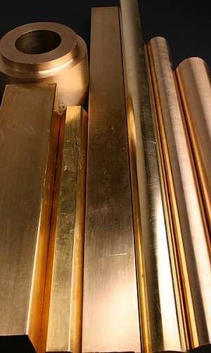 Tarugo de bronze valor